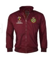 Harrington Jacket Burgundy RE/UBIQUE 2XL SALE